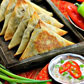 Spicy vegetable samosas foodgawker vegan samosas oven and spicy vegetable samosas foodgawker vegan forumfinder