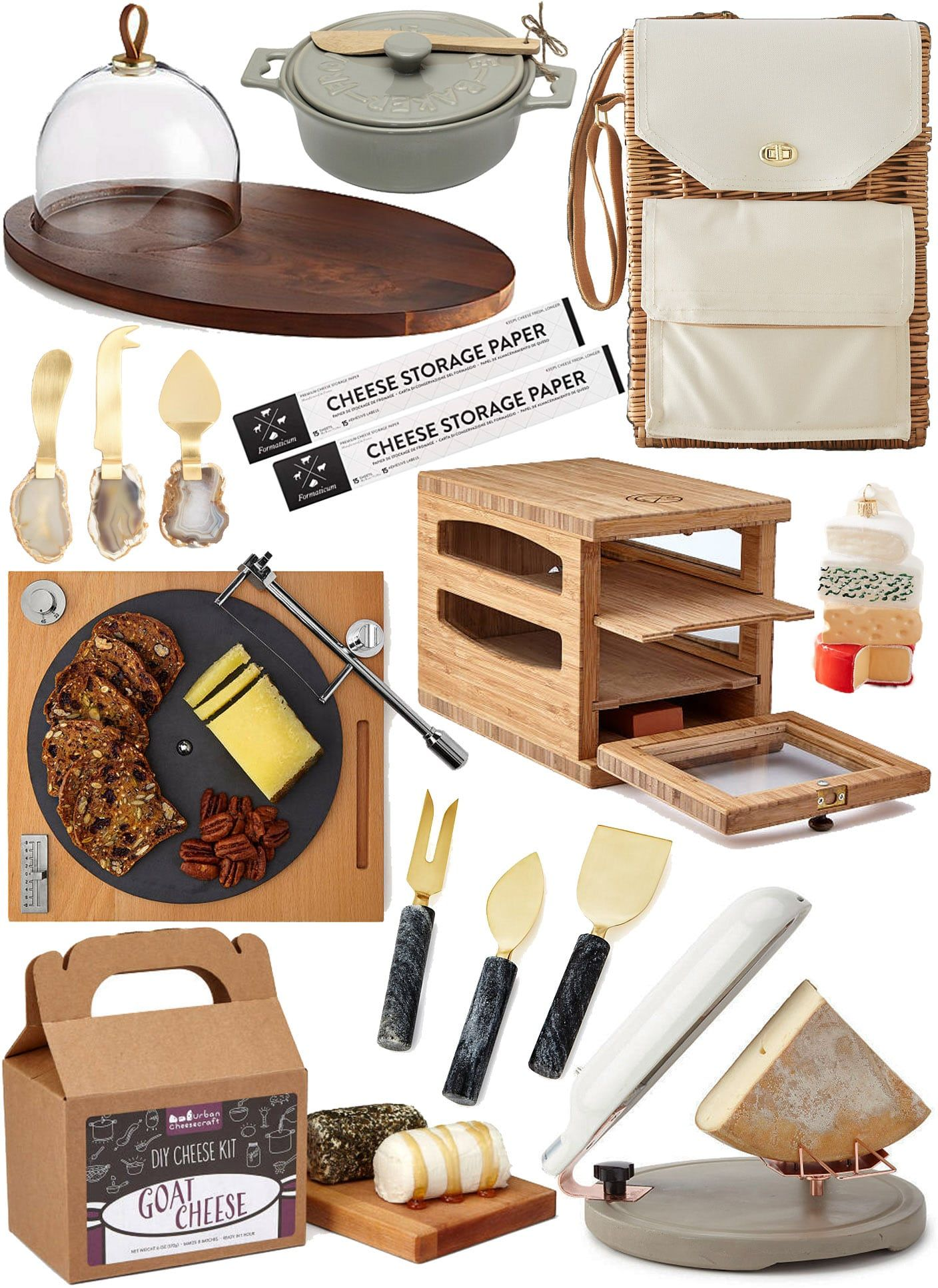 10 gifts for the wannabe cheesemonger with images