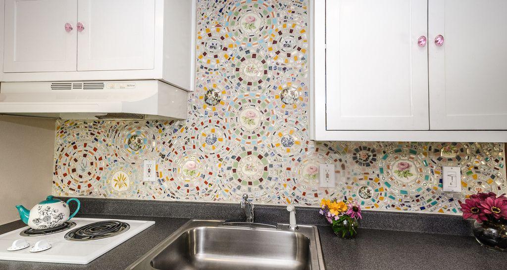 Creative Backsplash Ideas For Kitchens Part - 36: Unique Backsplash Ideas For Your Philadelphia Kitchen