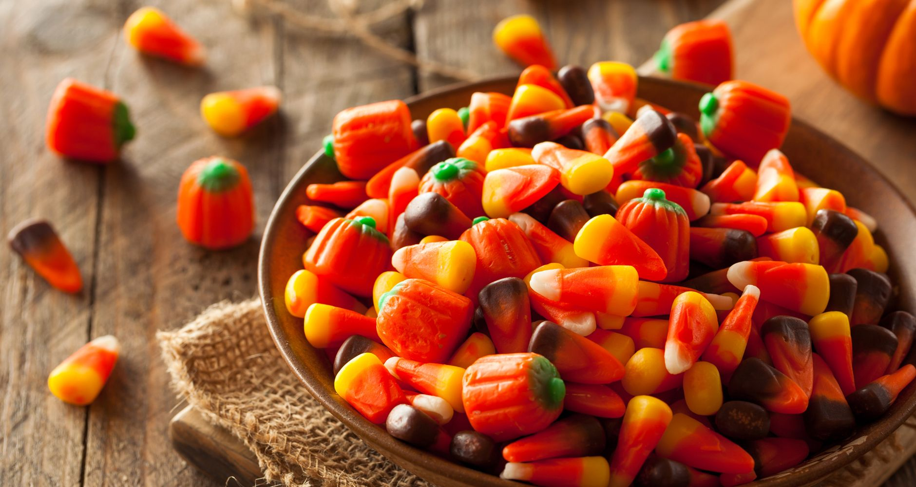 love it or hate it candy corn is everywhere this time of year but
