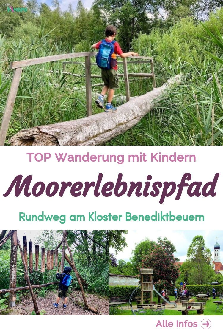 Photo of Moorerlebnispfad Benediktbeuern | KiMaPa Kids on Tour – KiMaPa