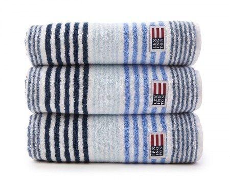 Lexington original blue striped towel e894c122f6c00