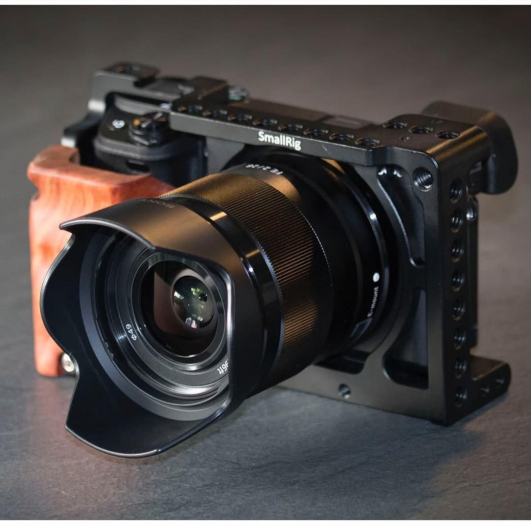 Genustech Camera Cage for Sony A6500 Camera