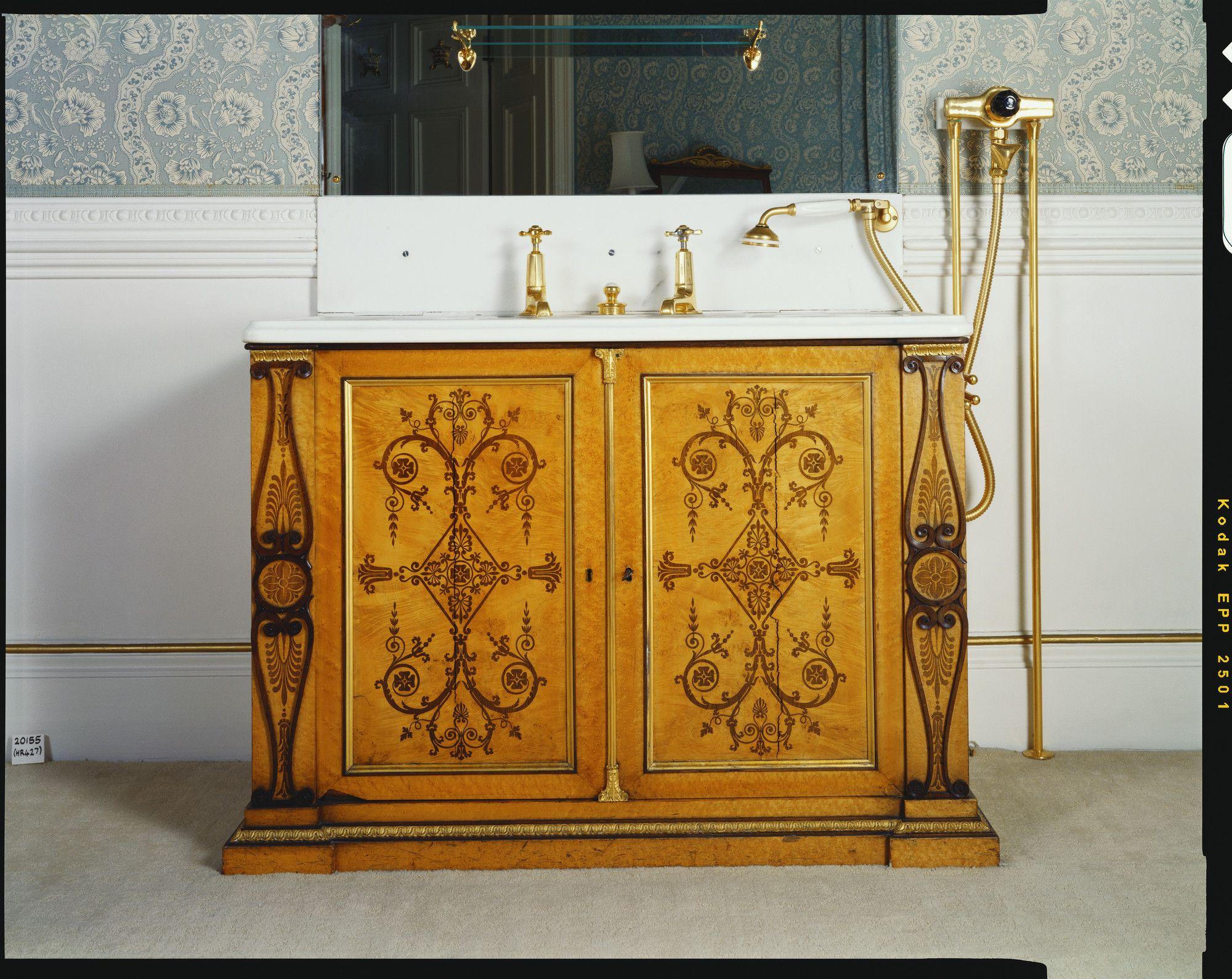 Best Washstand Morel Seddon Cabinet Maker 1828 Cabinet 400 x 300