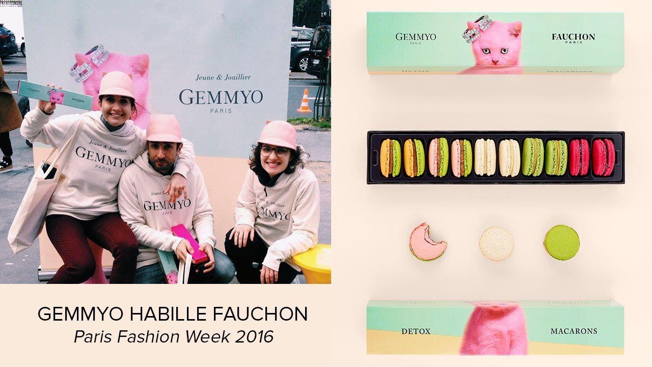 #EveredenSearch // Gemmyo habille Fauchon pour la Fashion Week