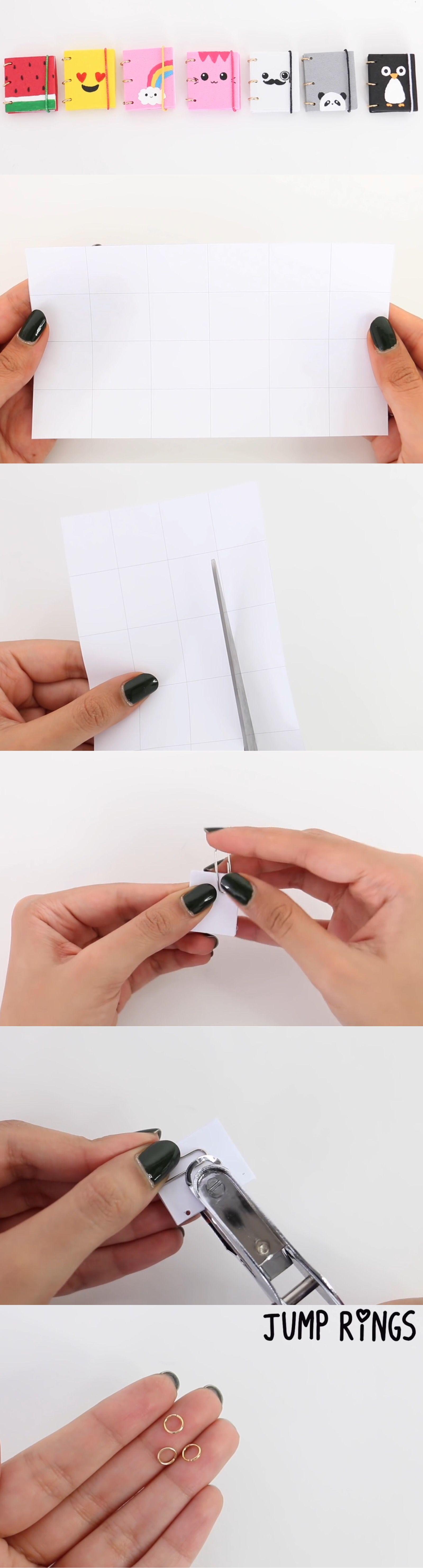 diy mini notebook nim c diydrywalls org