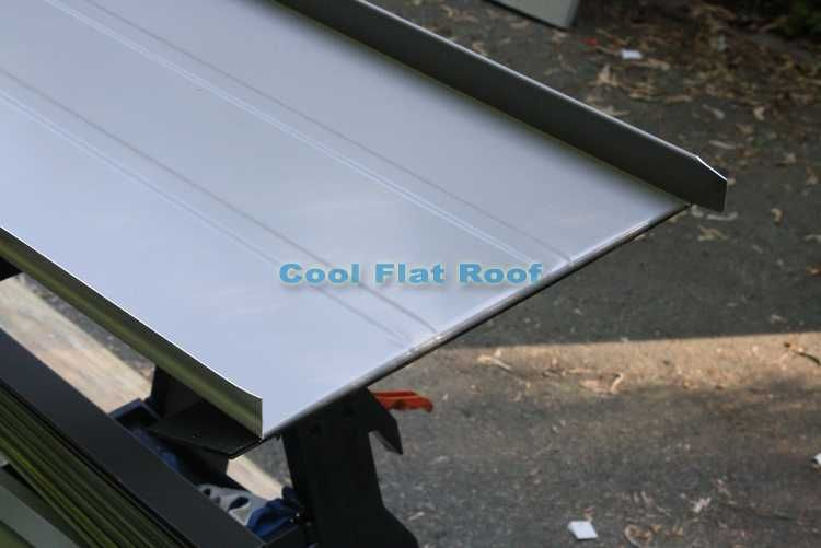 Standing Seam Metal Roof Installation In Wayland Ma Metal Roof Installation Roof Installation Standing Seam Metal Roof