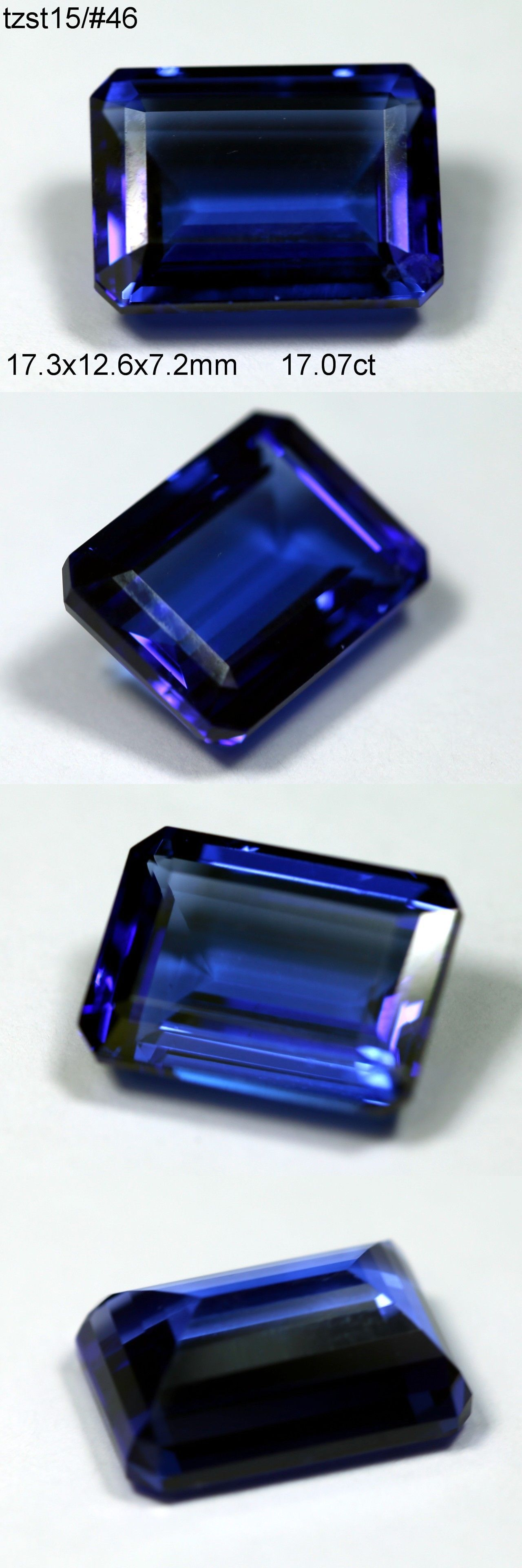 investment tanzanite gemstone zig grade customised zag bespoke ring jewellery diamond halo tag