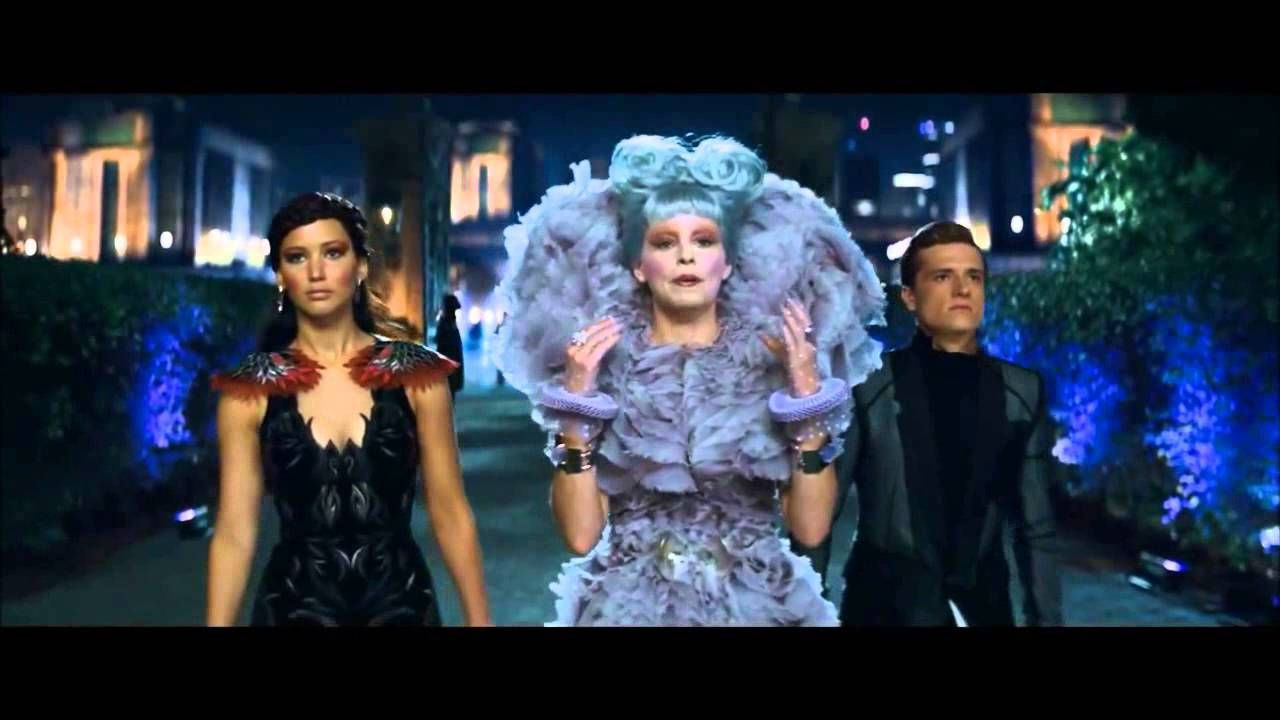 Catching Fire - Video Fanmade