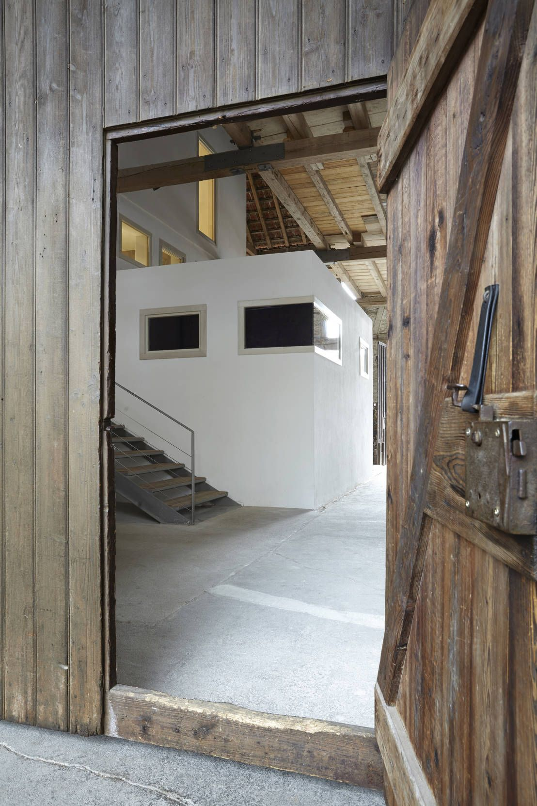 Modernes Haus in einer alten Scheune | FARMERS LOVE RENOVATION