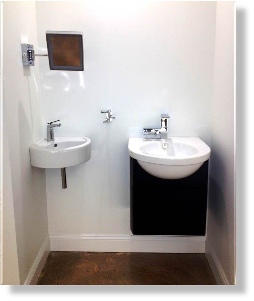 Awesomecornersinkideafortinybathroomdesigng