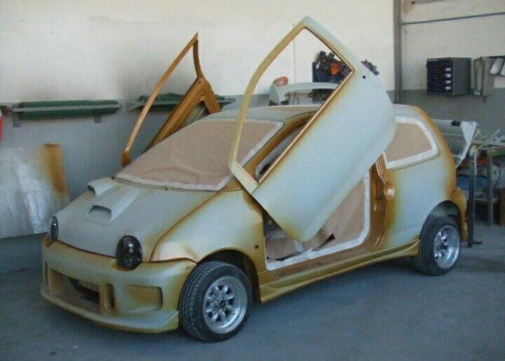 Pin De Gabriel Saldarriaga En Twingo Twingo Tuning Autos Mini Cooper