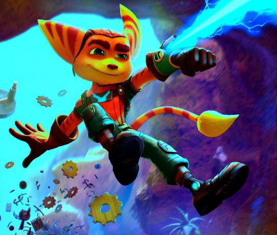 Ratchet And Clank Movie The Only Thing That S Keeping Me Alive Rn