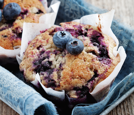 Blueberry Muffins! Ingredients:  2 1/2 cups almond meal, 1 tbsp coconut flour, 1/4 tsp salt, 1/2 tsp baking soda, 1 tsp vanilla, 1 tsp cinnamon, 2 tbsp honey, 1/4 cup coconut oil , 2 eggs, 1 cup blueberries. Method:  Preheat oven to 350. In a mixing bowl dry ingredients and stir to combine. Pour in coconut oil, eggs, honey and vanilla; mix well. Fold in blueberries. Distribute into muffin tin. Bake for 20-25 minutes. Enjoy!