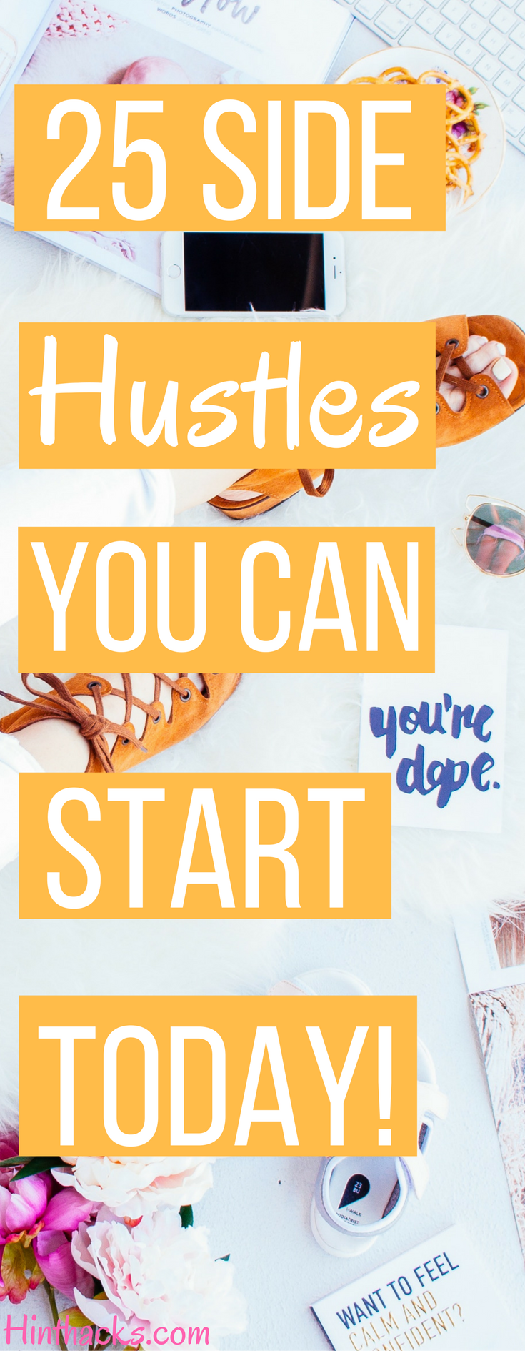 Stay At Home Mom Jobs Ideas: 25 Side Hustle Ideas You Can Start Today