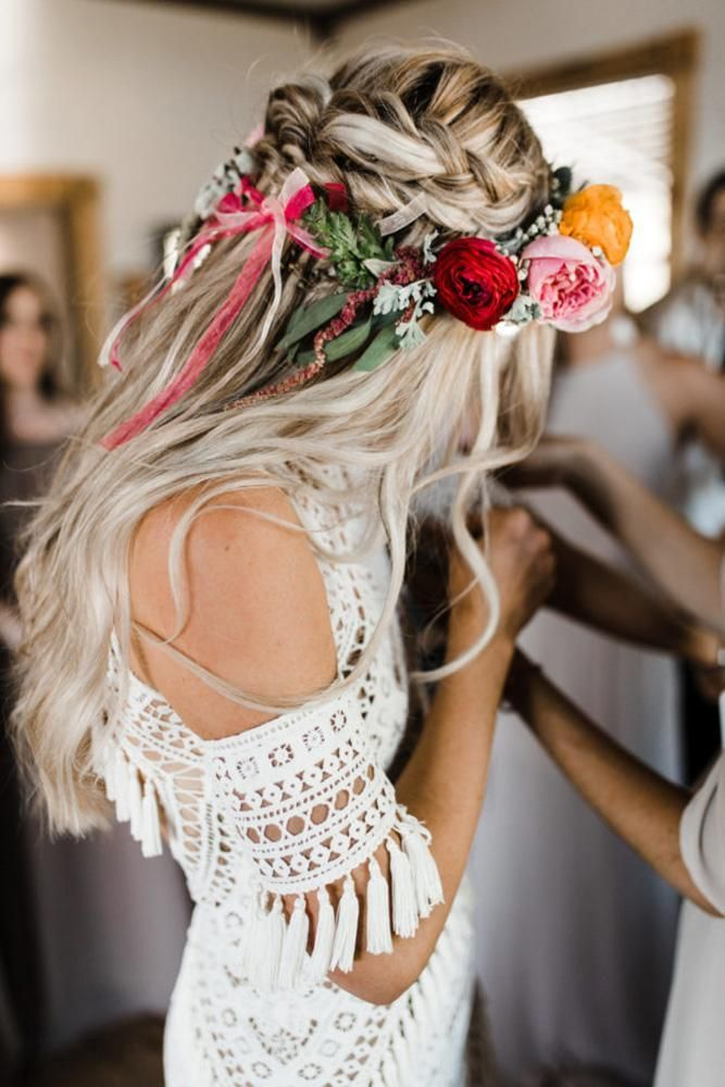 24 Stylish Bohemian Wedding Look   Wedding Forward 6