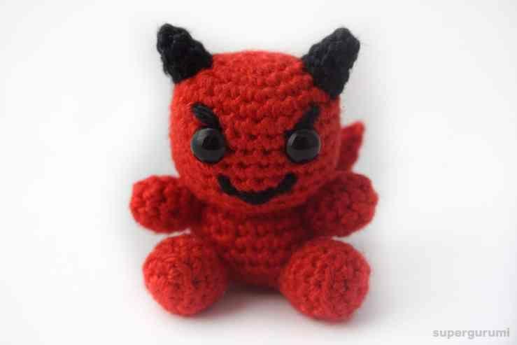 Teufel Häkeln Häkeln Pinterest Crochet Amigurumi Und Pattern