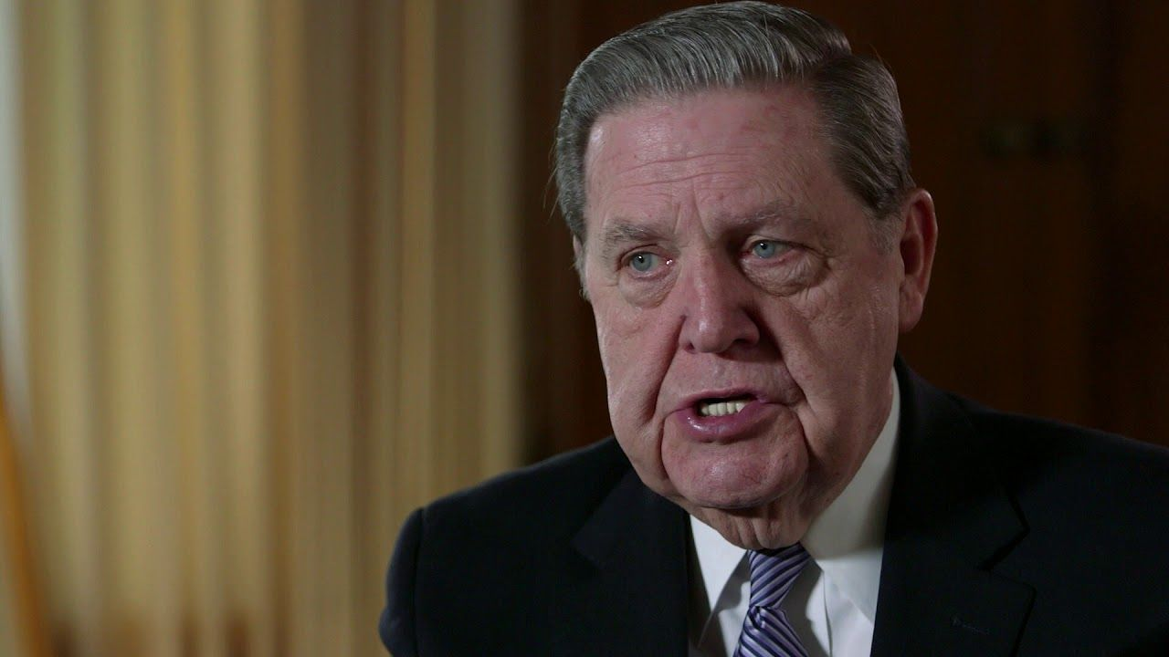 Elder Jeffrey R Holland Reflects On The Death Of President Thomas S