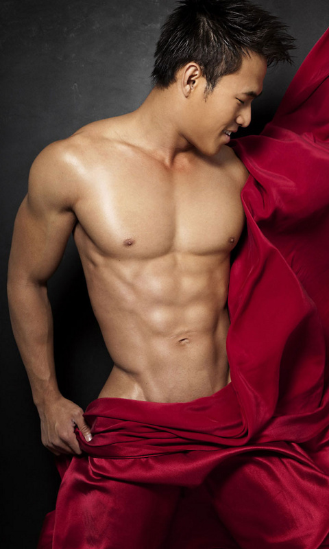 Asian Male Model Sexy