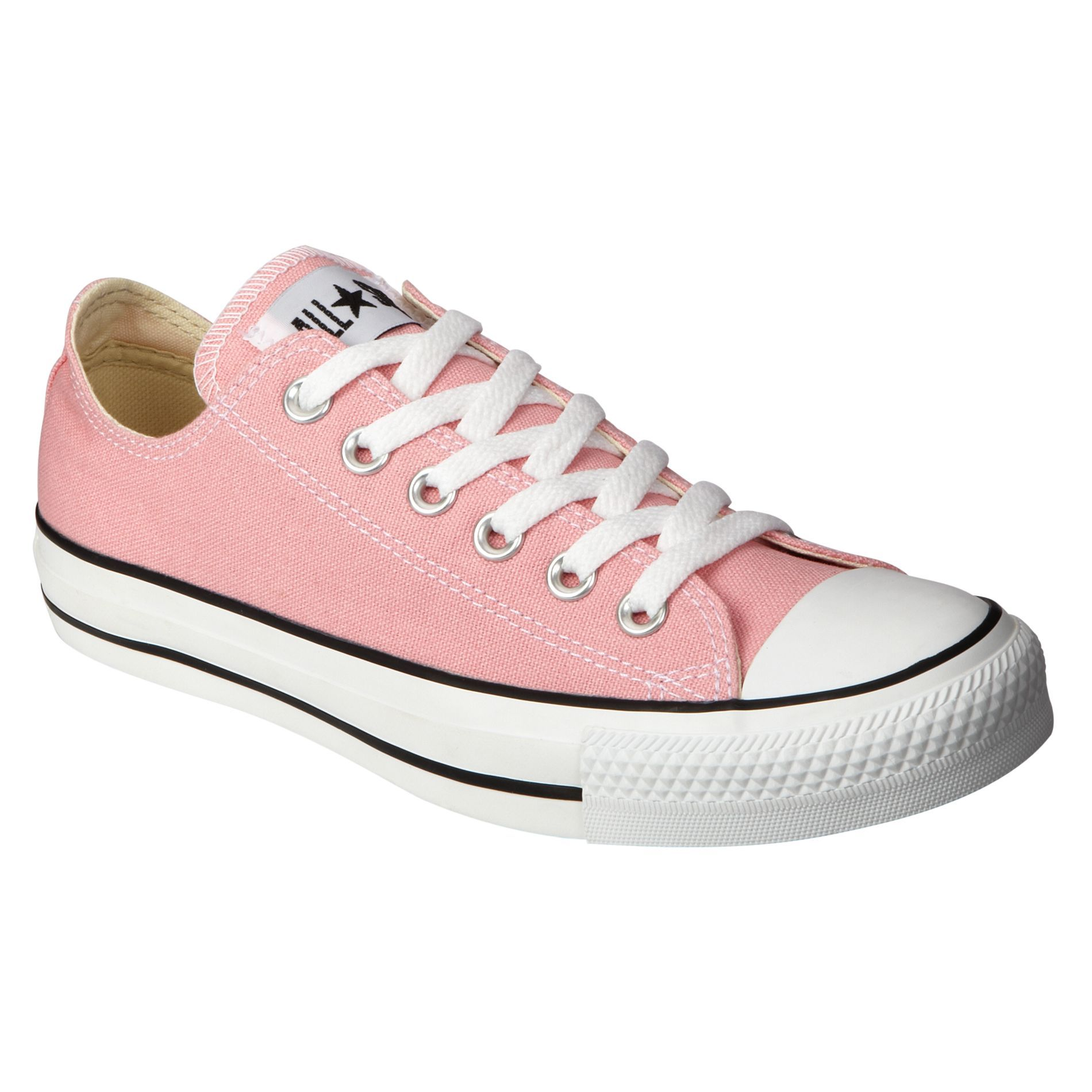 9ce589963e93 Pink Converse All Star Shoes - Pink Chuck Taylor Converse Canvas Trainers  Women and Men