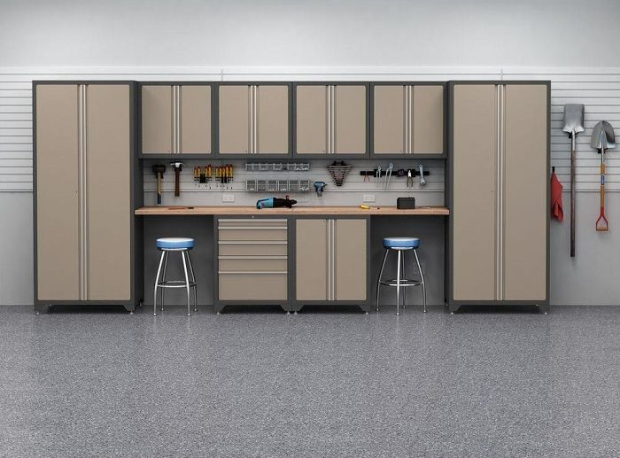 Cheap Home Depot Garage Cabinets (With images)   Newage ...