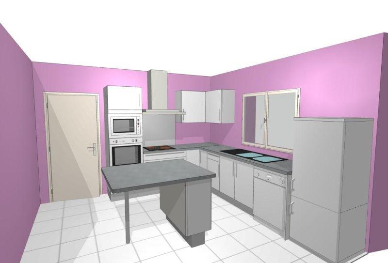 Quelle couleur pour les murs de ma nouvelle cuisine ...