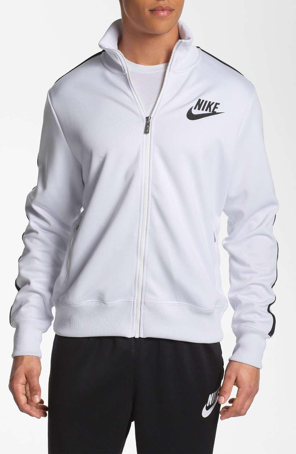 Nike Piste Hbr Hommes Survêtement Top Jaune