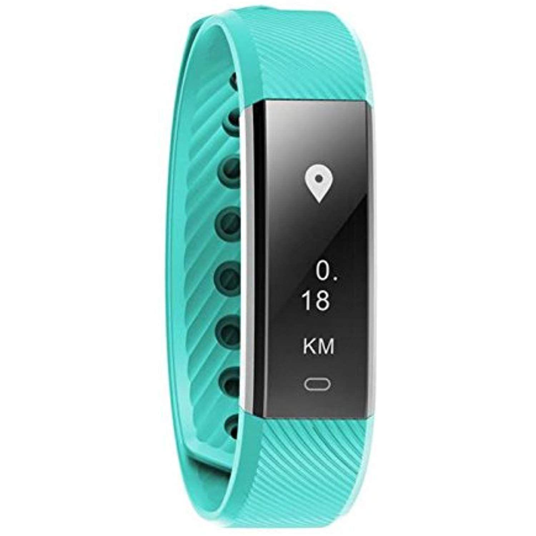La Flores Step Tracker, Pedometer Watch, Fitness Tracker