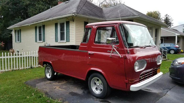 1962 Ford Econoline 5 Window Van For Sale Ford Cars For Sale