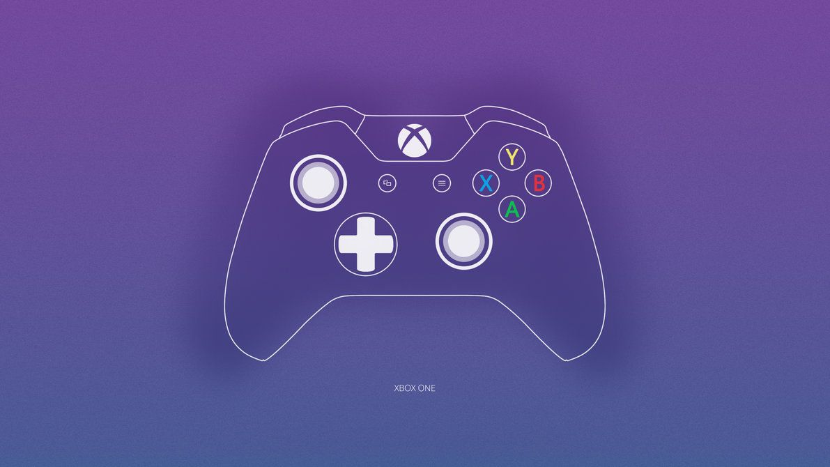 Xbox One Wallpaper By Ljdesigner On Deviantart Xbox One