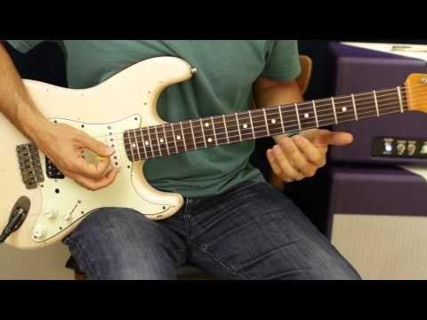 Scorpions Rock You Like A Hurricane Guitar Lesson Youtube