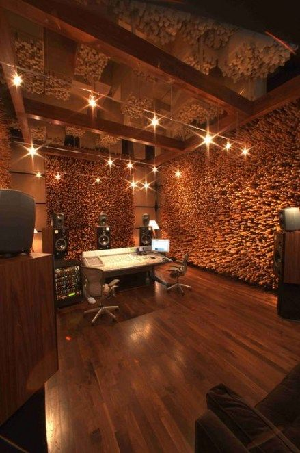 Music Studio Room Design: Home Studio Sound Proofing Products 37 Ideas #home
