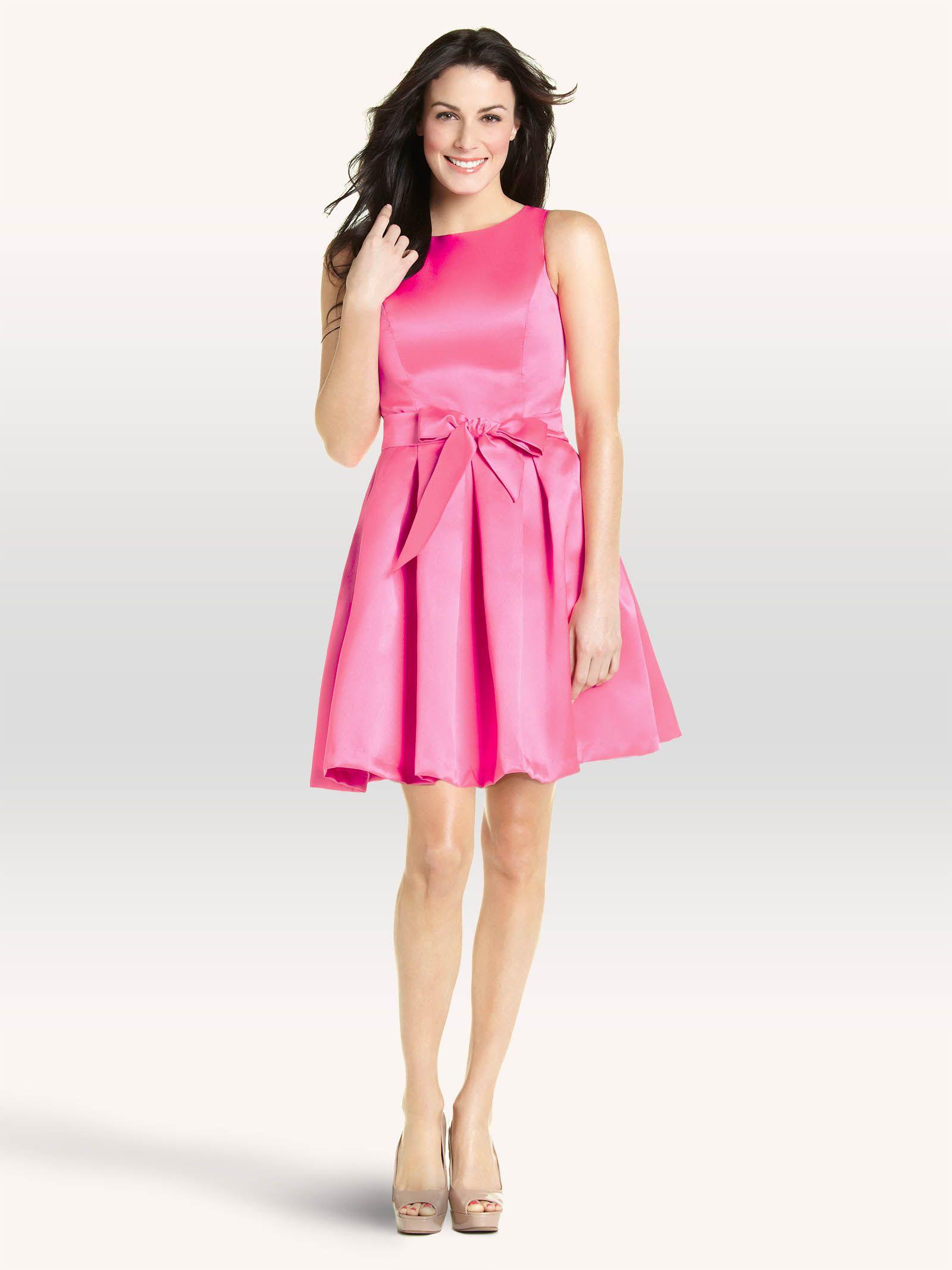 Isaac Mizrahi Pleated Party Dress  Bridesmaid's dresses