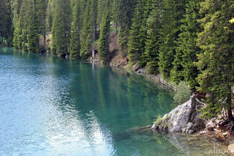 Lake Karersee - Eggental Valley, Dolomites, Italy ©ZAINOO | www.zainoo.com | #LagoDiCarezza #ValDEga #Dolomiti #Italia #Dolomiten #Italien
