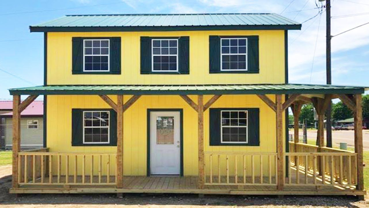 Stunning Winslow S Tiny Houses Barndos For Sale In Canton Tx