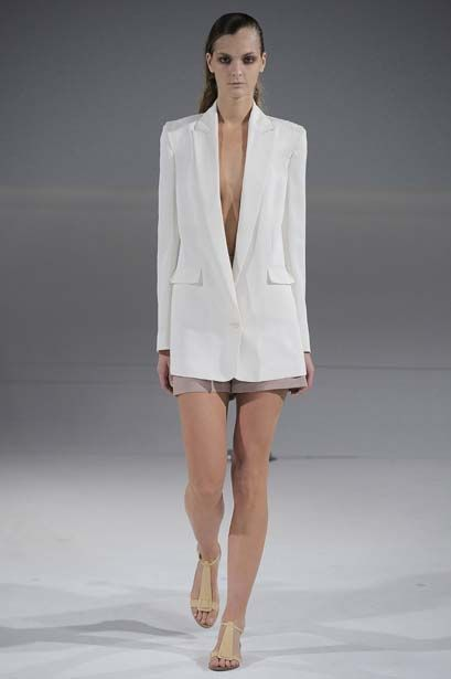 On the hunt for the perfect white blazer for summer...where are you?!