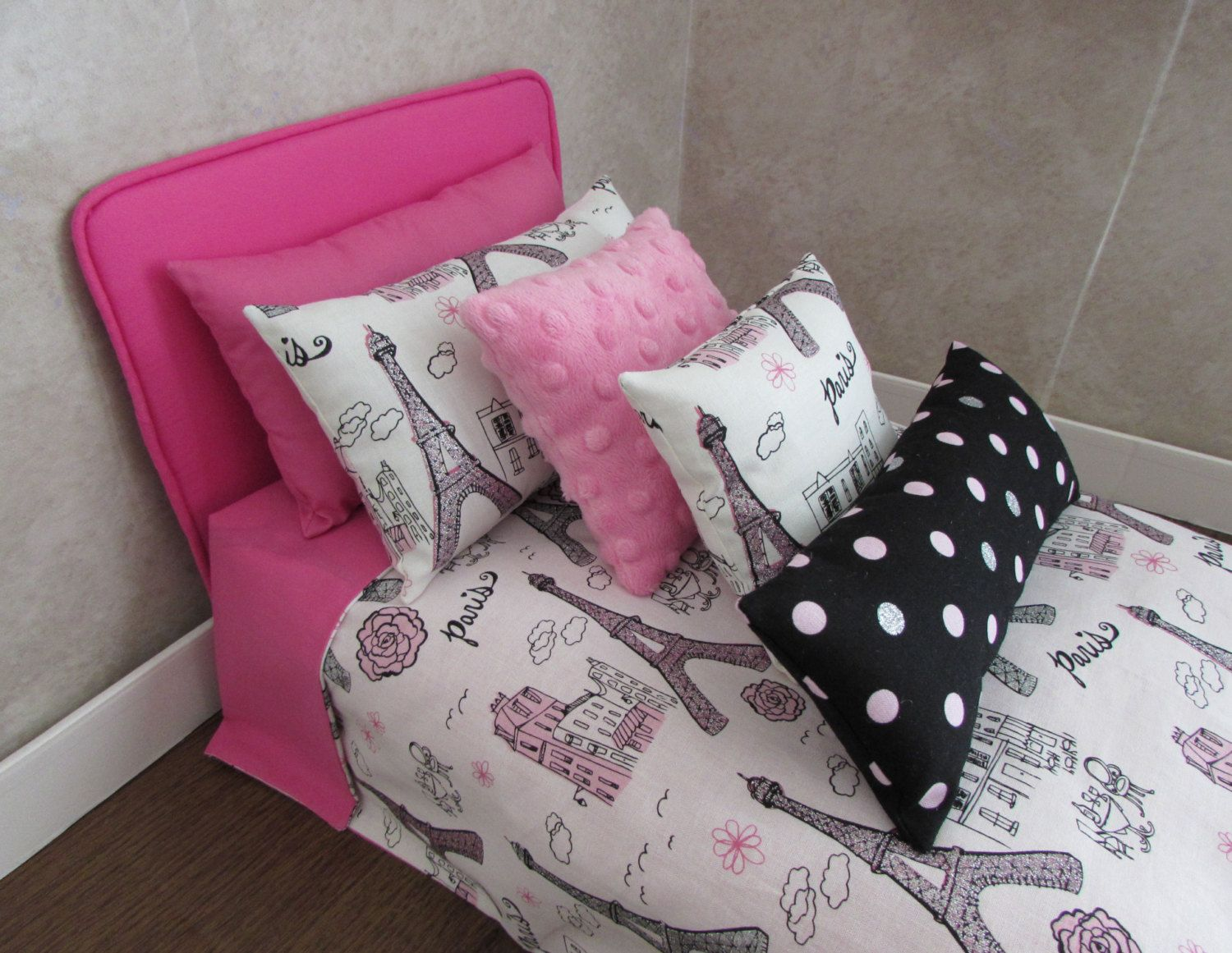 Ag doll bed