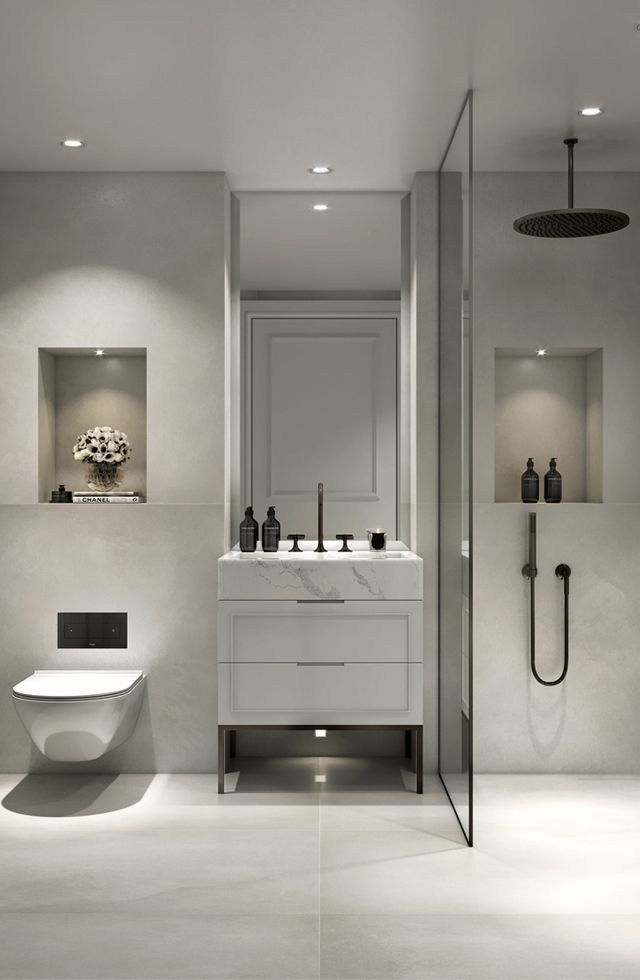 65 Small Bathroom Decoration Tips How To Make A Small