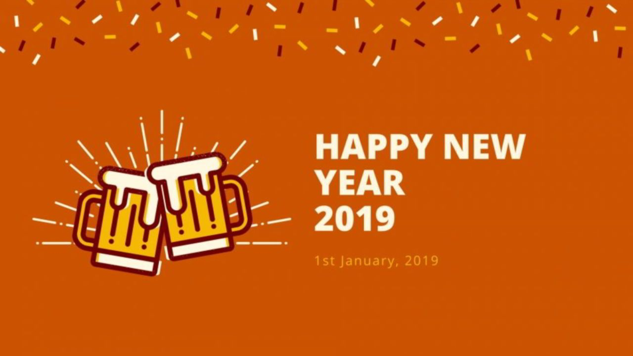 happy new year good morning pictures
