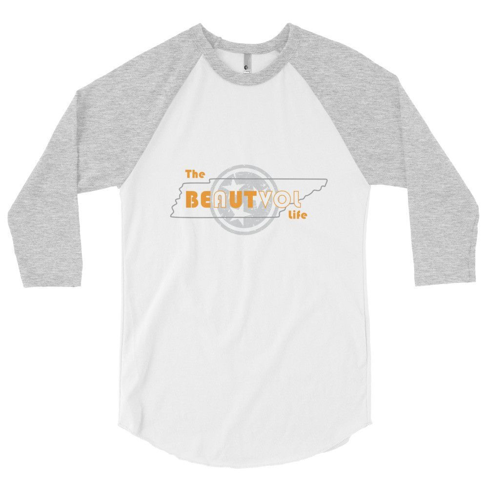 3/4 Sleeve Fall Game shirt