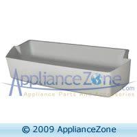 2187172 Whirlpool Refrigerator Door Shelf Bin White Shelf Bins Door Shelves Whirlpool Refrigerator