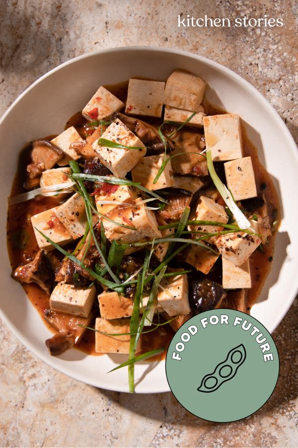 Veganer Mapo Tofu Kitchen Stories Rezept Rezept In 2020 Vegane Rezepte Gesund Rezepte Asiatisch Kochen