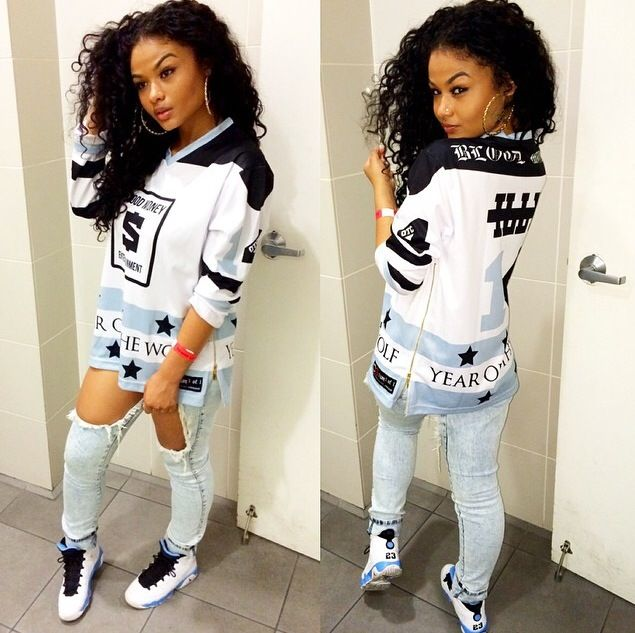 Black Girl Swag Outfits: Pin On Cute Outfit