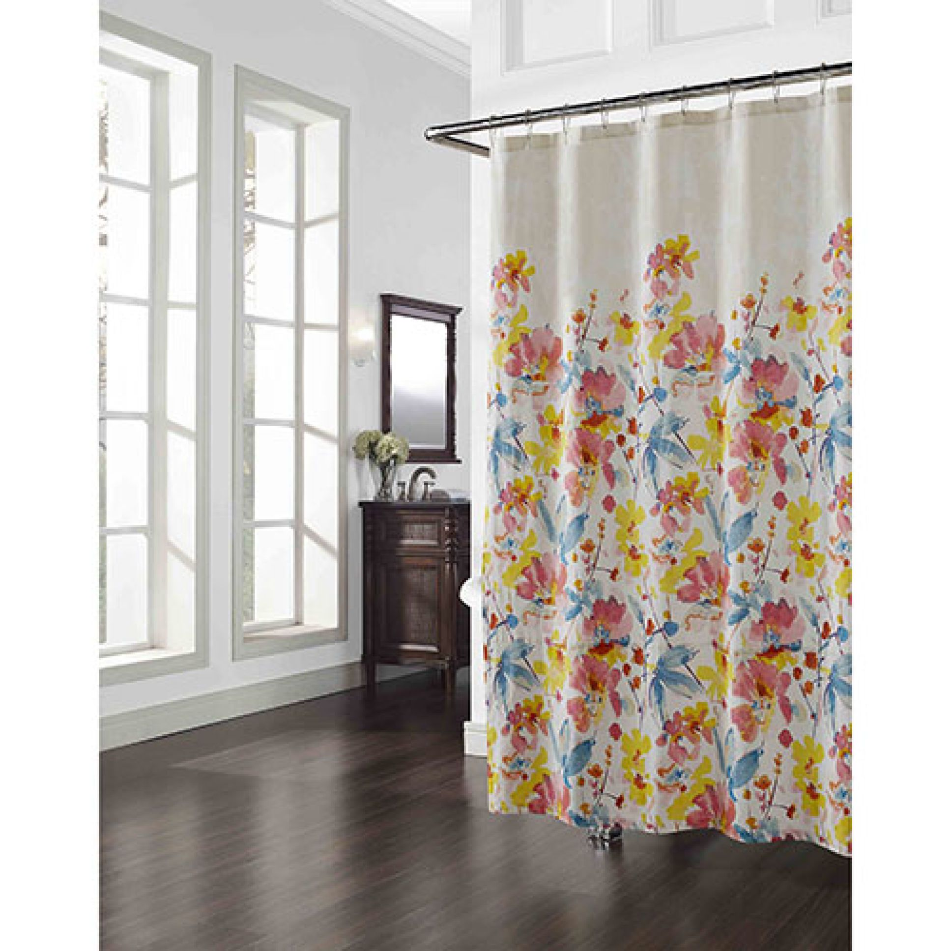 Boscov's Shower Curtains Martina Fabric Shower Curtain Boscov S Wedding Registry Must