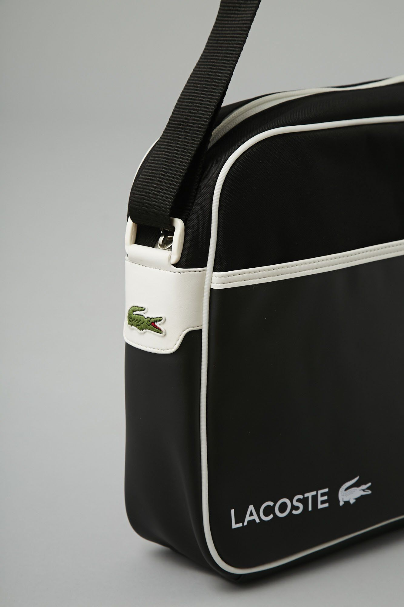 new concept fabdd f6bd0 Lacoste Airline Bag   Bags   Wallets  Accomplished