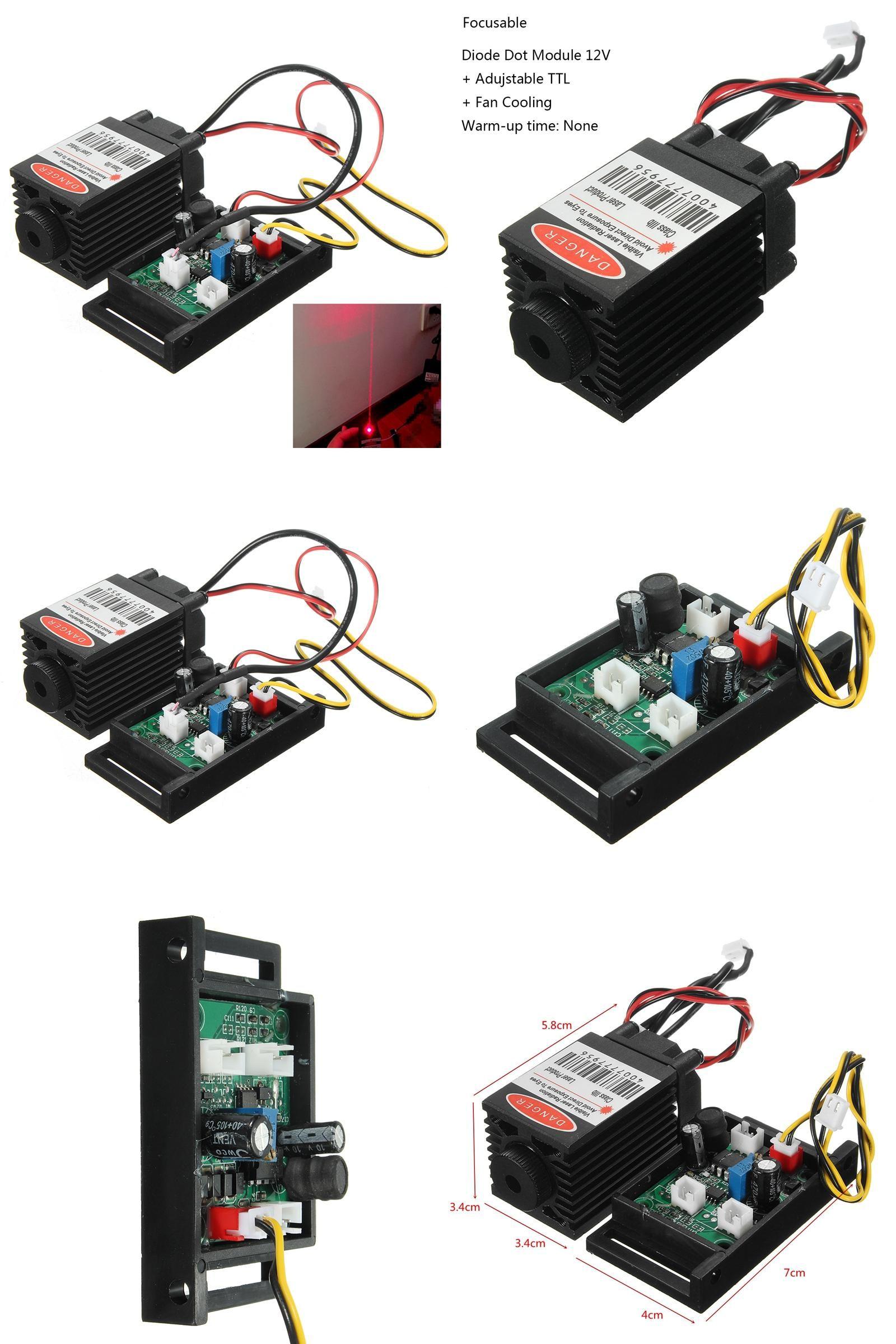Visit To Buy Focusable 500mw 808nm Infrared Ir Laser Diode Dot