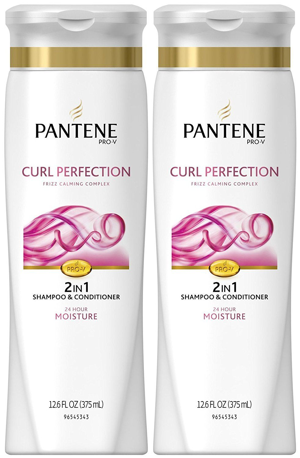 Pantene ProV Curly Hair Curl Perfection 2in1 Shampoo