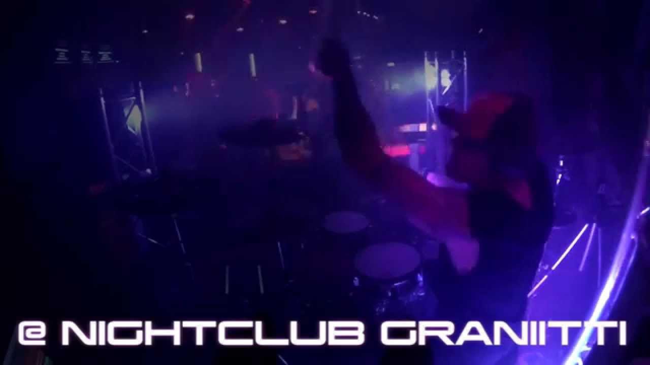DJWELHO @ Nightclub Graniitti