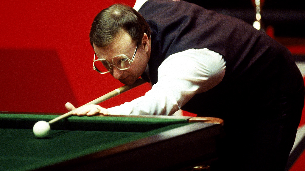BBC 5 Live Sport on Dennis taylor, Snooker world