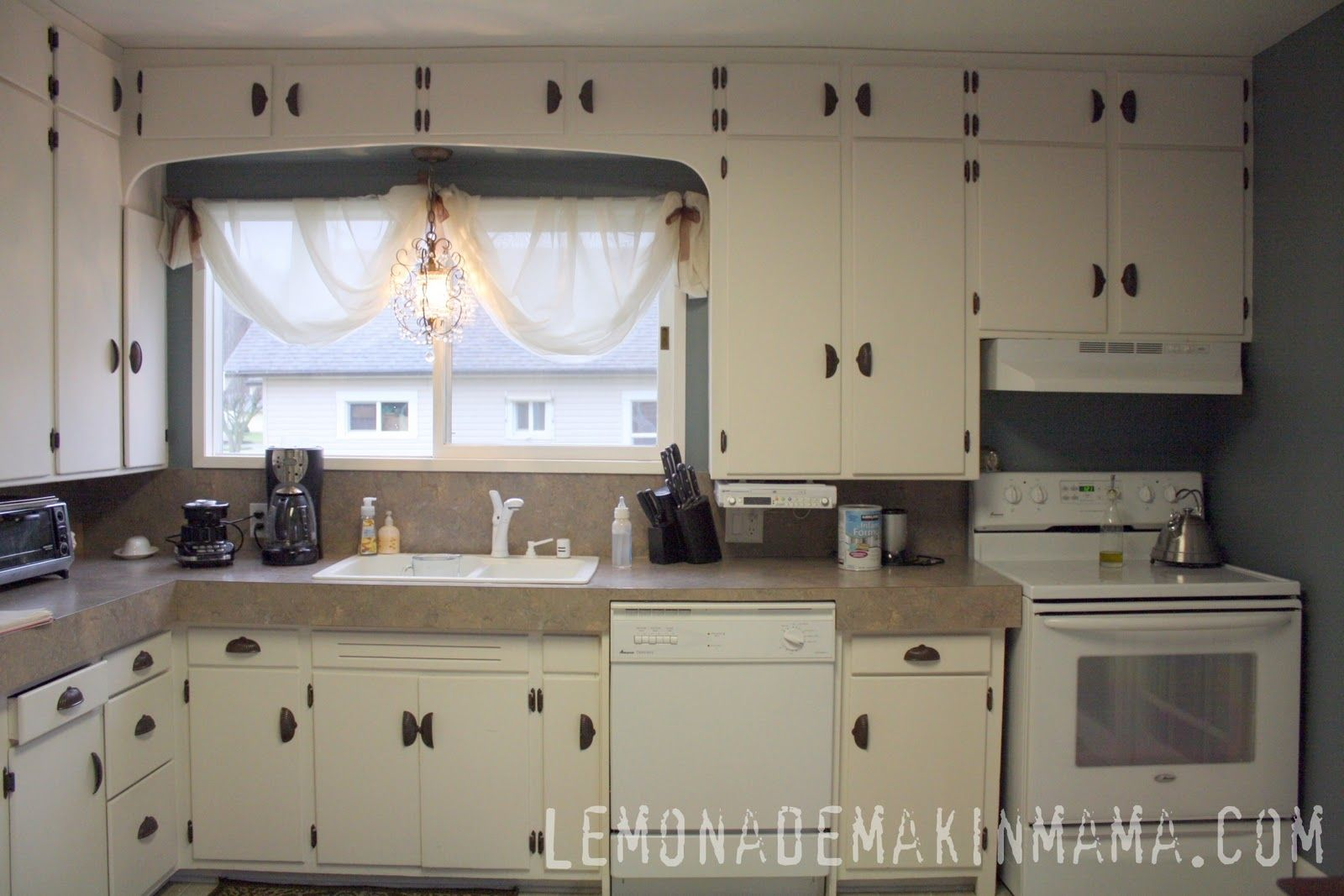 Cabinet Knobs White Cabinets Oil Rubbed Bronze Hardware ...